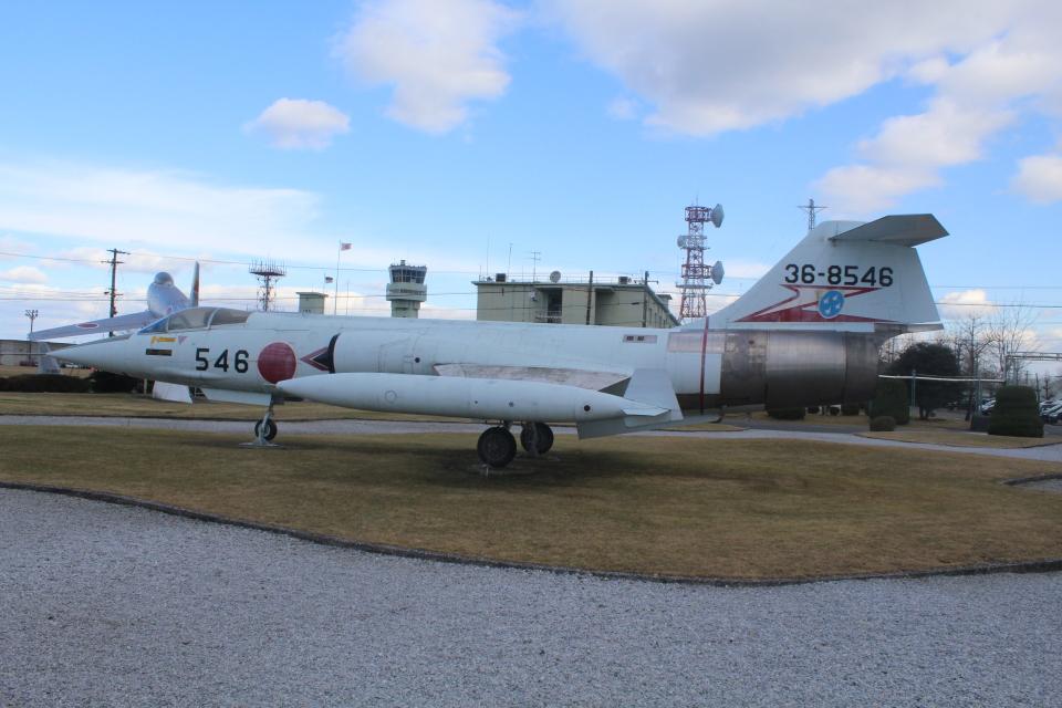 7915さんの航空自衛隊 Mitsubishi F-104 (36-8546) 航空フォト