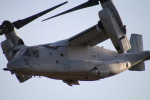 myoumyoさんが、熊本空港で撮影したアメリカ海兵隊 MV-22Bの航空フォト(写真)