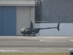 ジャンクさんが、東京ヘリポートで撮影した日本フライトセーフティ R44 Raven IIの航空フォト(写真)