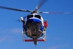SAMBAR-2463さんが、群馬県藤岡市(場外)で撮影したティー・エム・シー・インターナショナル 412EPの航空フォト(写真)