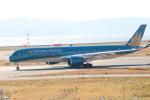 水月さんが、関西国際空港で撮影したベトナム航空 A350-941XWBの航空フォト(写真)