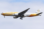 kinsanさんが、成田国際空港で撮影したノックスクート 777-212/ERの航空フォト(写真)