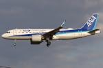 kinsanさんが、成田国際空港で撮影した全日空 A320-271Nの航空フォト(写真)