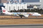 青春の1ページさんが、伊丹空港で撮影したジェイ・エア ERJ-190-100(ERJ-190STD)の航空フォト(写真)