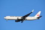 LEGACY747さんが、成田国際空港で撮影した日本航空 767-346/ERの航空フォト(写真)