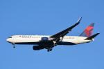LEGACY-747さんが、成田国際空港で撮影したデルタ航空 767-332/ERの航空フォト(写真)