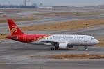 AkilaYさんが、関西国際空港で撮影した深圳航空 A320-214の航空フォト(写真)