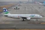 AkilaYさんが、関西国際空港で撮影したスカイウィングス・アジア・エアラインズ A320-212の航空フォト(飛行機 写真・画像)