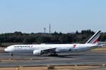 にしやんさんが、成田国際空港で撮影したエールフランス航空 777-328/ERの航空フォト(写真)