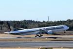 にしやんさんが、成田国際空港で撮影したシンガポール航空 777-312/ERの航空フォト(写真)