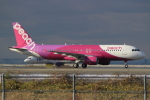 キイロイトリ1005fさんが、関西国際空港で撮影したピーチ A320-214の航空フォト(写真)