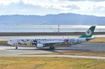 kix-boobyさんが、関西国際空港で撮影したエバー航空 A330-302Xの航空フォト(写真)