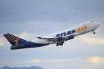 キイロイトリ1005fさんが、関西国際空港で撮影したアトラス航空 747-47UF/SCDの航空フォト(写真)