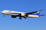 Fat Methenyさんが、成田国際空港で撮影した全日空 777-381/ERの航空フォト(写真)