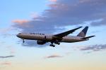 Fat Methenyさんが、成田国際空港で撮影したユナイテッド航空 777-222/ERの航空フォト(写真)
