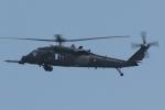 木人さんが、嘉手納飛行場で撮影したアメリカ空軍 HH-60G Pave Hawk (S-70A)の航空フォト(写真)