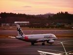 jjieさんが、成田国際空港で撮影したジェットスター・ジャパン A320-232の航空フォト(写真)
