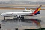 LSGさんが、金浦国際空港で撮影したアシアナ航空 767-38Eの航空フォト(写真)