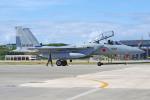 apphgさんが、那覇空港で撮影した航空自衛隊 F-15DJ Eagleの航空フォト(写真)