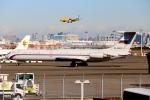 らっしーさんが、羽田空港で撮影したロシア空軍 Il-62Mの航空フォト(写真)