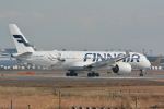 アルビレオさんが、成田国際空港で撮影したフィンエアー A350-941XWBの航空フォト(写真)