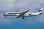 mameshibaさんが、成田国際空港で撮影したフィンエアー A350-941XWBの航空フォト(写真)