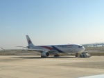 nontan8さんが、関西国際空港で撮影したマレーシア航空 A330-323Xの航空フォト(写真)