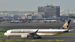 Take51さんが、羽田空港で撮影したシンガポール航空 A350-941XWBの航空フォト(写真)