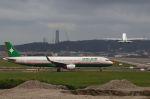 minfengさんが、台湾桃園国際空港で撮影した立栄航空 A321-211の航空フォト(写真)