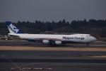 nontan8さんが、成田国際空港で撮影した日本貨物航空 747-8KZF/SCDの航空フォト(写真)