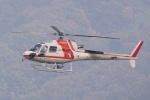 HEATHROWさんが、八尾空港で撮影した朝日航洋 AS350B3 Ecureuilの航空フォト(写真)