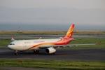 ハピネスさんが、関西国際空港で撮影した香港航空 A330-343Xの航空フォト(写真)