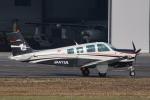 HEATHROWさんが、八尾空港で撮影した日本個人所有 A36 Bonanza 36の航空フォト(写真)
