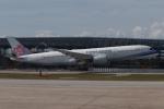 木人さんが、那覇空港で撮影したチャイナエアライン A350-941XWBの航空フォト(写真)