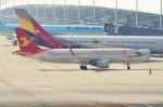 mild lifeさんが、関西国際空港で撮影した天津航空 A320-214の航空フォト(写真)