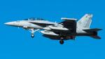 coolinsjpさんが、烏山空軍基地で撮影したアメリカ海軍 F/A-18E Super Hornetの航空フォト(写真)