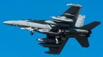 coolinsjpさんが、烏山空軍基地で撮影したアメリカ海軍 EA-18G Growlerの航空フォト(写真)