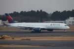 SUIKENさんが、成田国際空港で撮影したデルタ航空 A350-941XWBの航空フォト(写真)