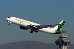LAX Spotterさんが、ロサンゼルス国際空港で撮影したアロハ・エア・カーゴ 767-323/ER(BDSF)の航空フォト(写真)
