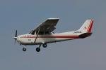 だいまる。さんが、岡山空港で撮影した朝日航空 172S Skyhawk SPの航空フォト(写真)