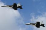 Hariboさんが、築城基地で撮影したアメリカ海軍 F/A-18E Super Hornetの航空フォト(写真)