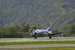 senyoさんが、大島空港で撮影したエアーニッポン YS-11A-213の航空フォト(写真)