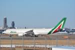 LEGACY-747さんが、成田国際空港で撮影したアリタリア航空 A330-202の航空フォト(飛行機 写真・画像)