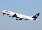 voyagerさんが、羽田空港で撮影したルフトハンザドイツ航空 A350-941XWBの航空フォト(飛行機 写真・画像)