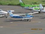sp3混成軌道さんが、岡南飛行場で撮影したジャプコン 172M Skyhawkの航空フォト(写真)