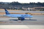 motokimuさんが、成田国際空港で撮影したヤクティア・エア 100-95LRの航空フォト(写真)