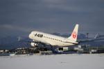 Tomochanさんが、函館空港で撮影したジェイ・エア ERJ-190-100(ERJ-190STD)の航空フォト(写真)