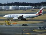 アイスコーヒーさんが、成田国際空港で撮影したスリランカ航空 A330-243の航空フォト(飛行機 写真・画像)