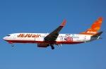 staralliance☆JA712Aさんが、成田国際空港で撮影したチェジュ航空 737-8ASの航空フォト(写真)