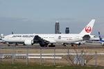 staralliance☆JA712Aさんが、成田国際空港で撮影した日本航空 777-346/ERの航空フォト(写真)